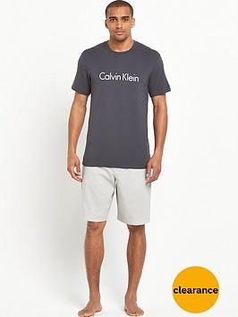 calvin-klein-short-pj-set