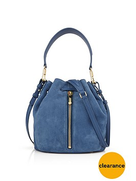 elizabeth-and-james-cynnie-mini-denim-bucket-bag