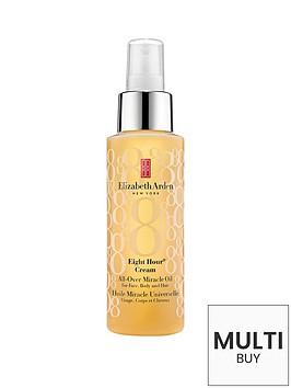 elizabeth-arden-eight-hour-cream-all-over-miracle-oil-100ml-amp-free-elizabeth-arden-your-designer-gift-set
