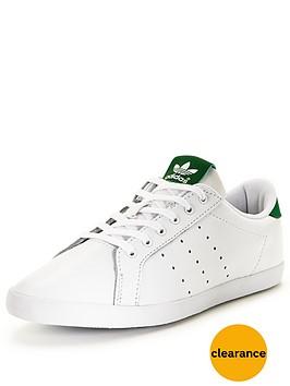 adidas-stan-smith-shoe-whitegreennbsp