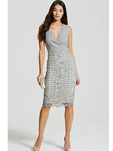 little-mistress-crochet-midi-bodycon-dress