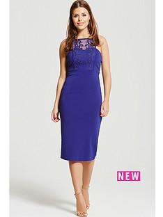chloe-lewis-chloe-lewis-blue-panel-midi-bodycon-dress