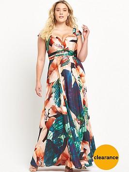 forever-unique-curve-curve-floral-maxi-dress