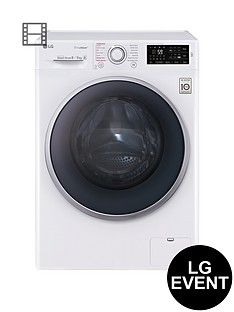 lg-fh4u2tdh1n-8kg-wash-5kg-dry-1400-spin-washer-dryer-white