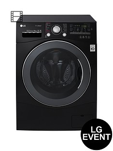 lg-fh4a8jds8-10kg-load-1400-spin-washing-machine-black
