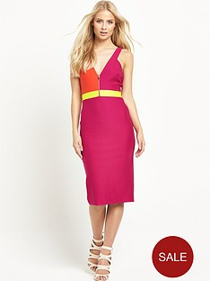 forever-unique-bodycon-midi-dress