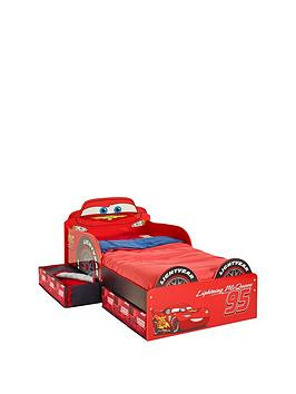 Disney Cars Lightning McQueen Toddler Bed By HelloHome 64 Very