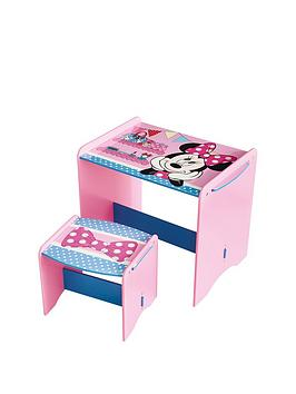 minnie-mouse-desk-and-stool-by-hellohome