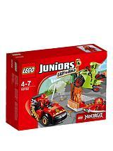 Lego Juniors Snake Showdown