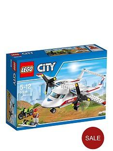 lego-city-ambulance-plane