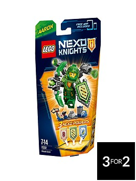 lego-nexo-knights-ultimate-aaron-70332nbsp