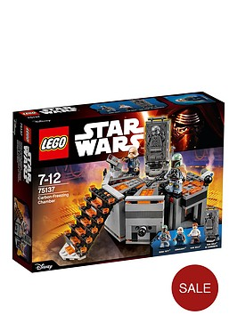 lego-star-wars-carbon-freezing-chamber-75137