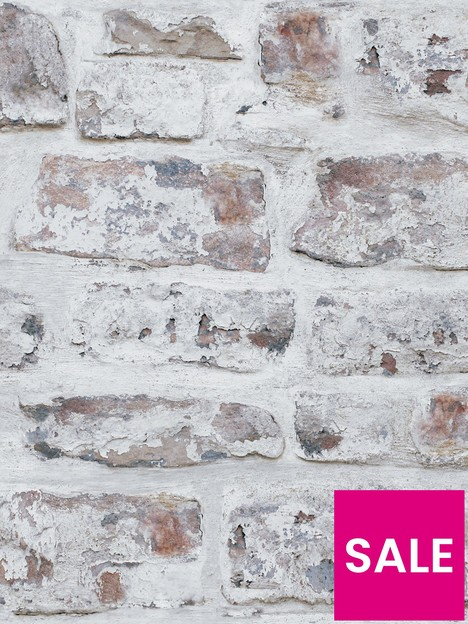 arthouse-whitewashed-brick-wall-wallpaper