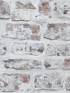 arthouse-whitewashed-brick-wall-wallpaper