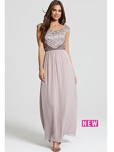 little-mistress-little-mistress-mink-embellished-lace-maxi-dress