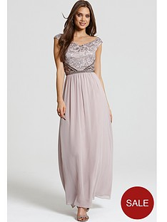 little-mistress-little-mistress-mink-embellished-lace-maxi-dress