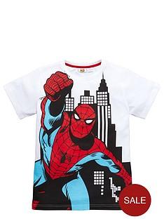 spiderman-boys-spideynbsppunch-t-shirt