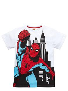 spiderman-spiderman-punch-tee