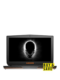 alienware-17-intelreg-coretrade-i7-processornbsp8gb-ramnbsp1tb-hdd-amp-256gb-ssd-storagenbsp17-inch-laptop-withnbspnvidia-gtx-970m-3gb-graphics-black