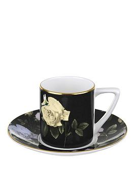ted-baker-rosie-lee-expreso-cup-and-saucer-black