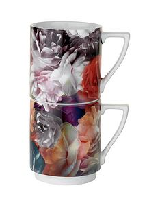 ted-baker-technicolour-bloom-stacking-mugs-set-of-2