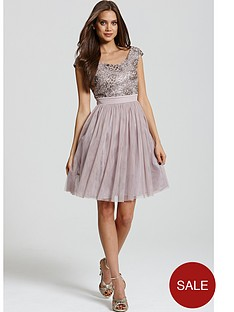little-mistress-little-mistress-mink-and-gold-sequin-fit-and-flare-dress