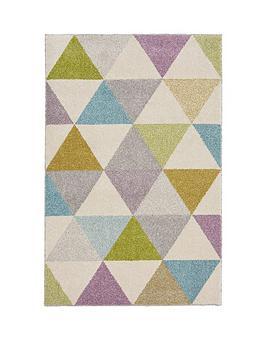triangle-rug