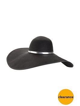 v-by-very-metallic-trim-floppy-straw-hat