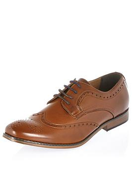 river-island-mens-brogue-tan