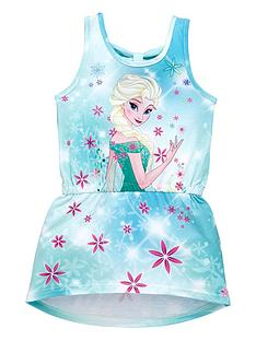 disney-frozen-girls-elsa-sleeveless-summer-dress