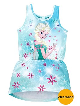 disney-frozen-girls-elsa-sleeveless-summer-dress