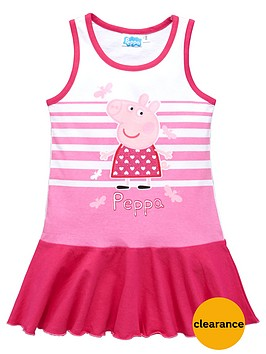 peppa-pig-girls-stripe-dress