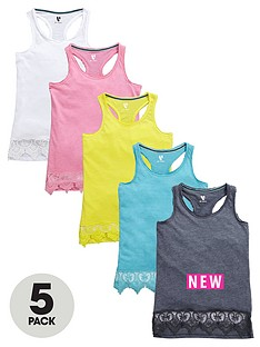 v-by-very-girls-lace-trim-racer-back-vests-5-pack