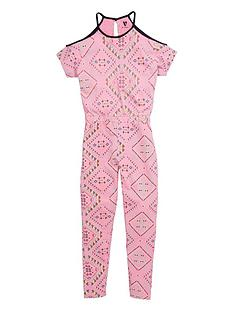 v-by-very-girls-coldnbspshoulder-aztec-jumpsuit
