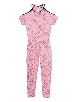 v-by-very-girls-coldnbspshoulder-aztec-jumpsuit