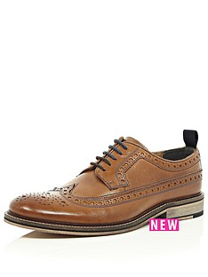 river-island-mens-leather-derby-brogues