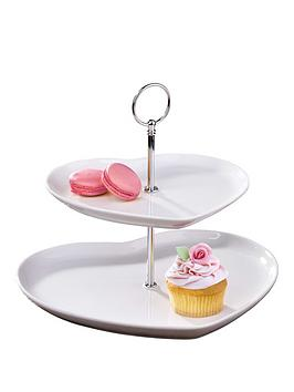 heart-2-tier-cake-stand