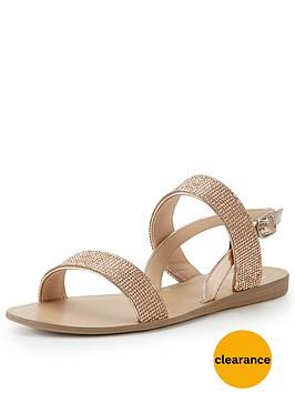 wallis-shiny-multi-strap-sandal