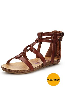 blowfish-gotten-gladiator-sandal