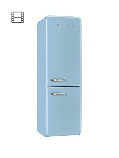 Smeg FAB32RNA 60cm Fridge Freezer