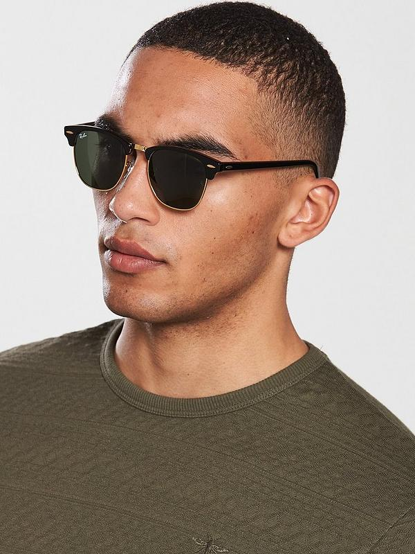 76472024c Ray-Ban Rayban Clubmaster Sunglasses | very.co.uk