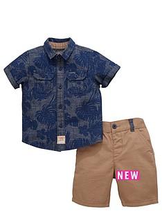ladybird-toddler-boys-chambray-shirt-amp-chino-set