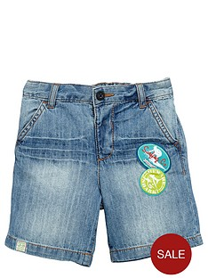 ladybird-boys-denim-shorts