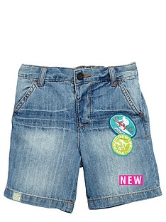 ladybird-toddler-boys-chambray-chino-shorts