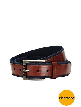 luke-leather-and-canvas-belt