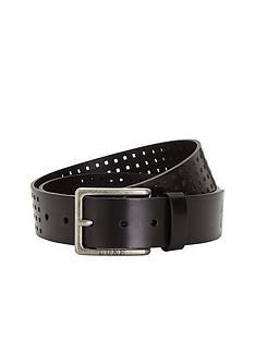 luke-luke-perforated-leather-belt