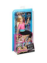 Barbie Endless Moves Doll (Barbie with pink top)