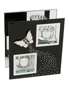 hestia-black-glass-and-butterfly-double-tea-light-holder
