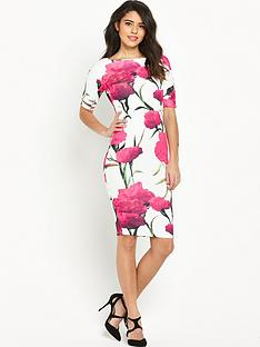ax-paris-ss-floral-midi-dressnbsp