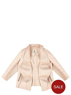 river-island-mini-girls-leather-look-draped-jacket